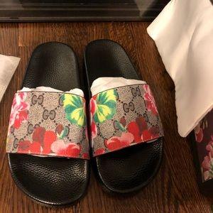 Gucci Shoes - Gucci slides!